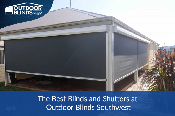 Outdoor Blinds Southwest
